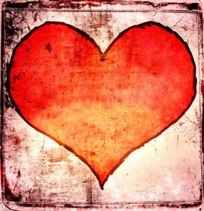 grunge-red-heart-290x300